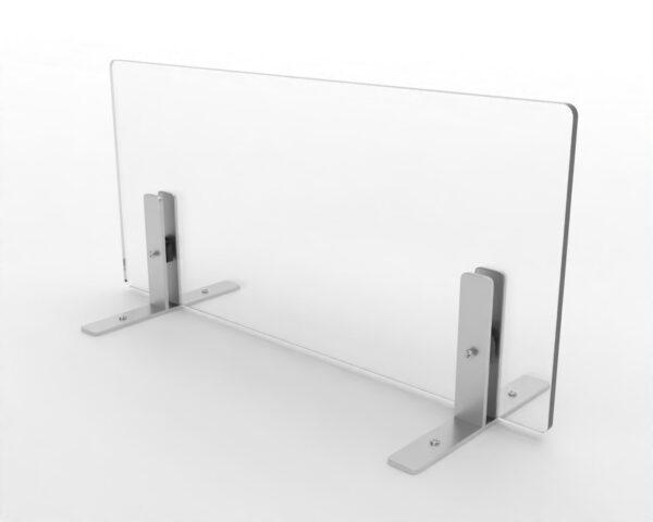 freestanding protective screen